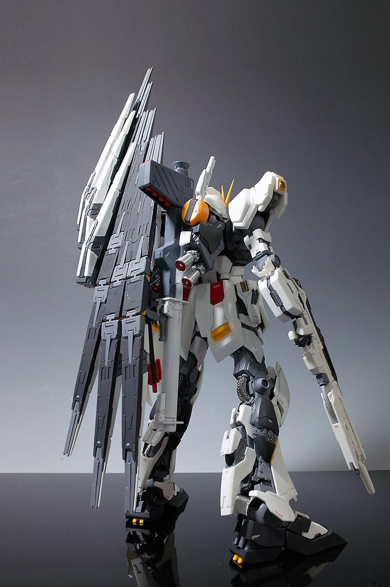 Vp Resin Kit Rx 93 Nu Gundam Evolve 5 Ver Limited Edition