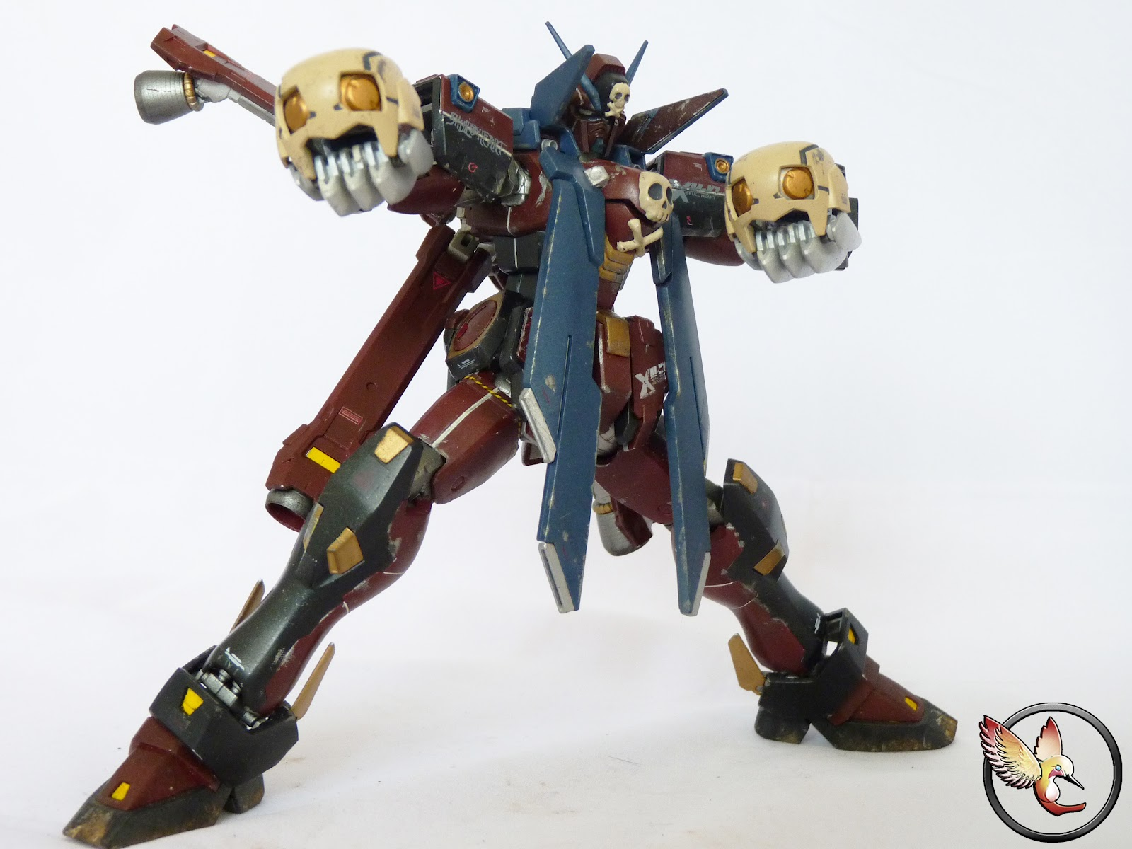 mg crossbone full cloth ver h bird  custom work  photoreview no 11 wallpaper size images
