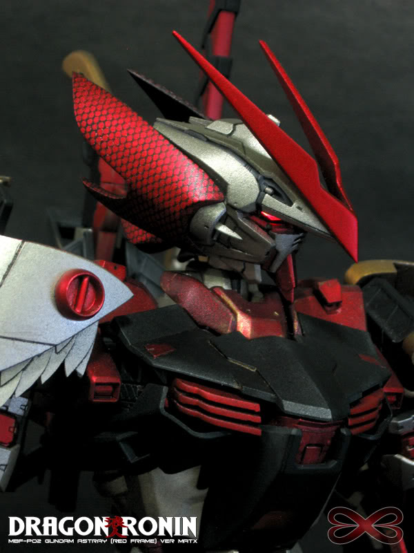 Gundam Astray Red Frame Ver Matx Dragon Ronin Full Photoreview No 20 Big Or Wallpaper Size