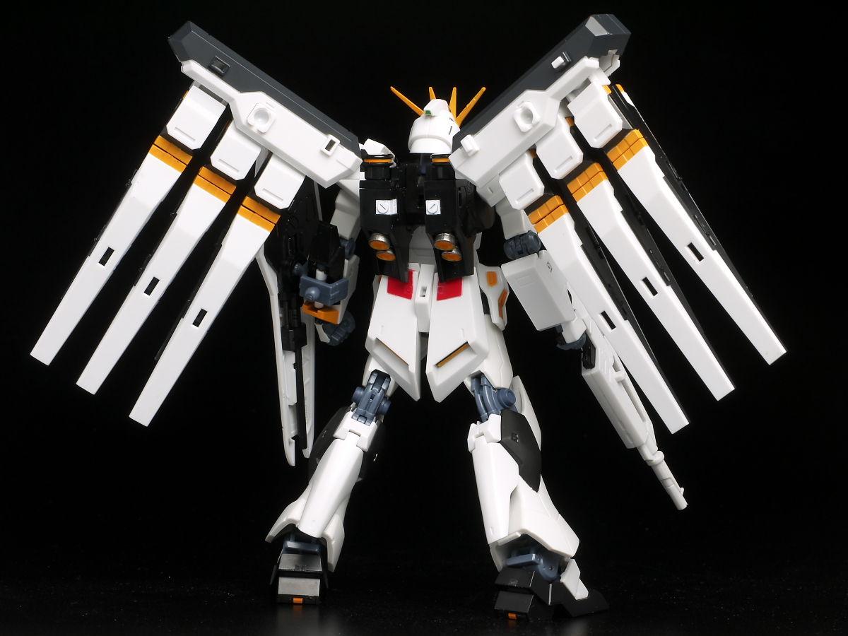 Robot Damashii (Side MS) Nu Gundam (拡張) Expansion Full Set