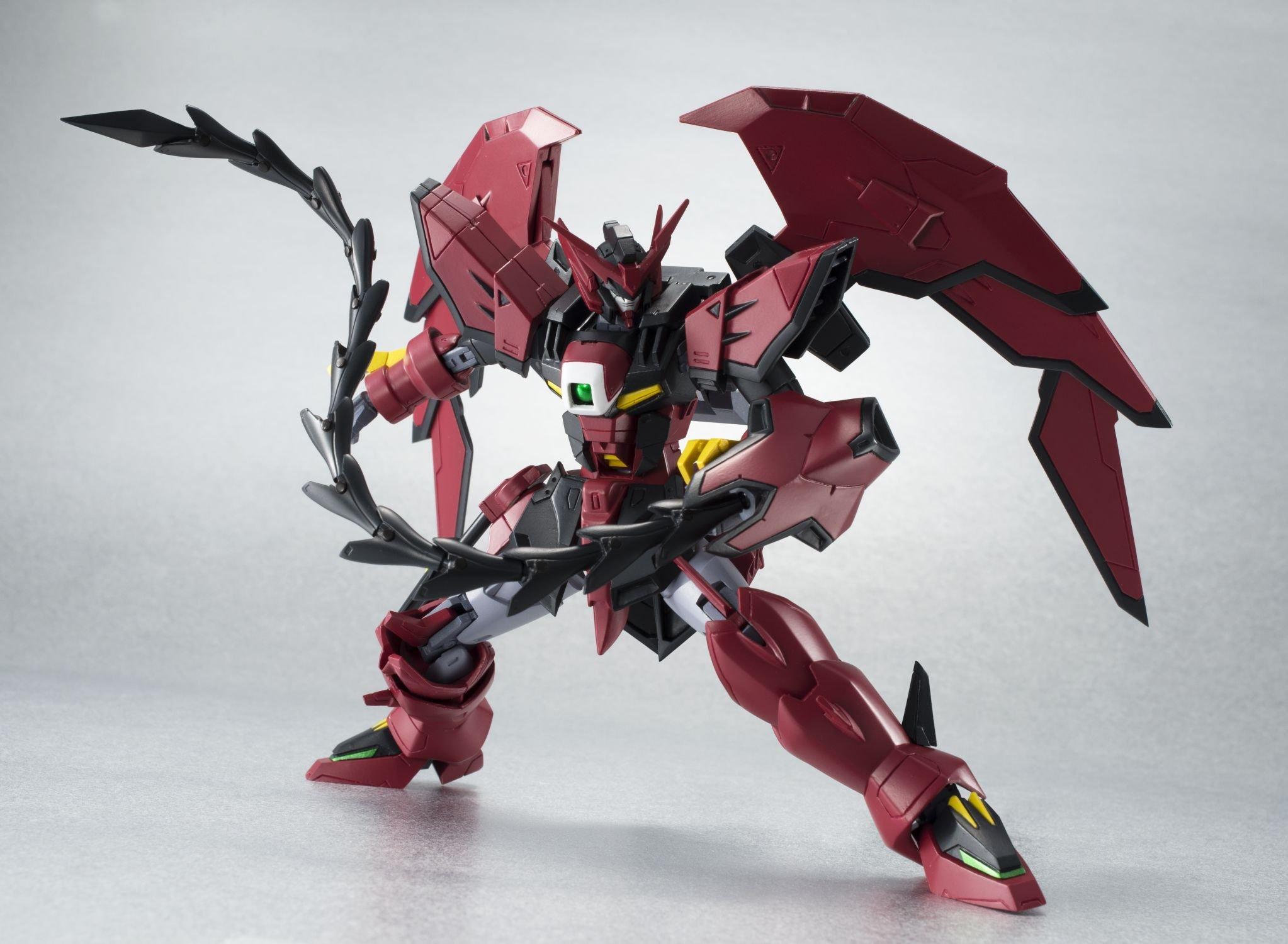 Robot Damashii (Side MS) Gundam Epyon Wallpaper Size Images + Promotional Poster. FULL ...