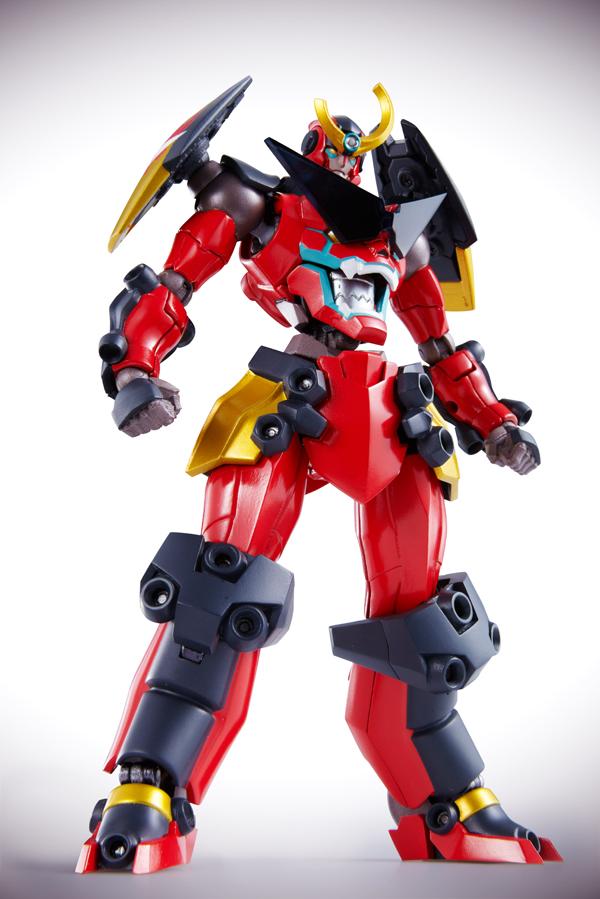Super Robot Chogokin Gurren Lagann & Option Drill Set: Big ...