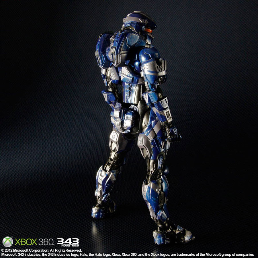 Halo 4 spartan warrior play arts kai no 6 big size - Halo 4 pictures ...