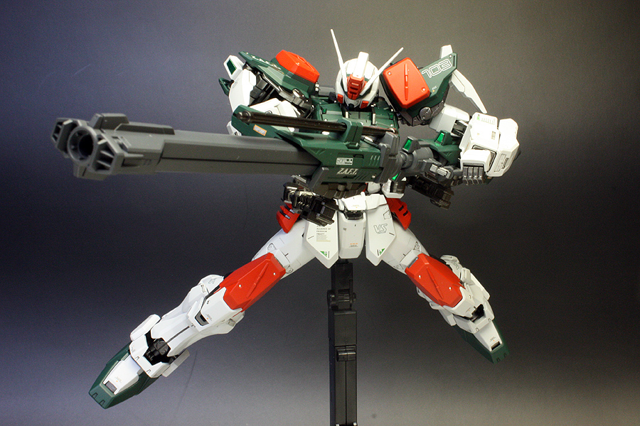 Mg 1 100 Gat X103 Buster Gundam Improved Painted Build