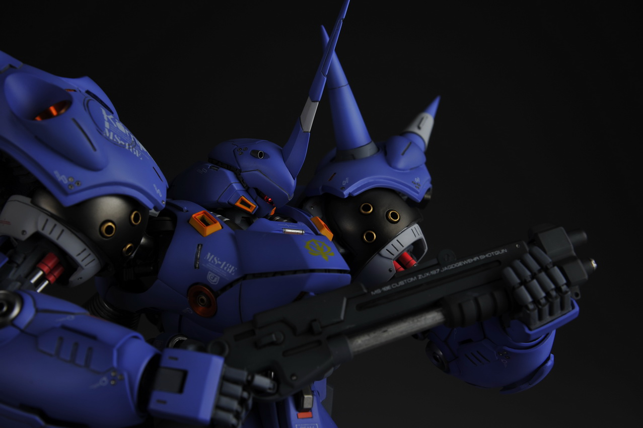 G System 1 60 Ms 18e Kampfer Painted Build Full Photoreview No 12