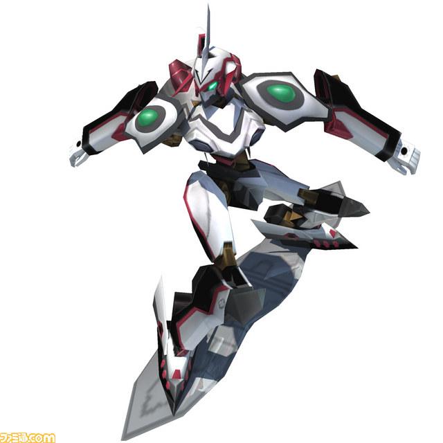 [Análise] Battle Robot Damashii - PSP 1786