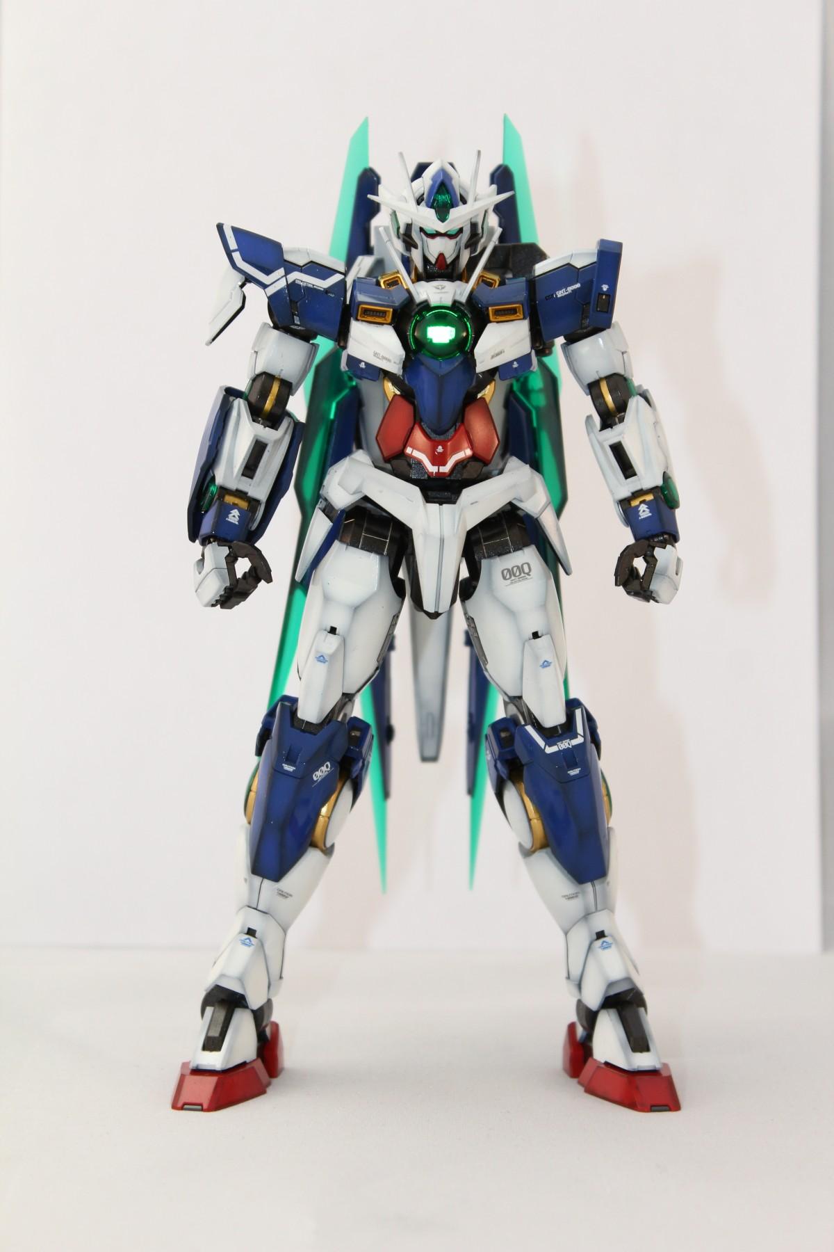 T Gundam Bandai Sd Bb 364 Oo Qant Qanta Quanta Mg 1 100 00