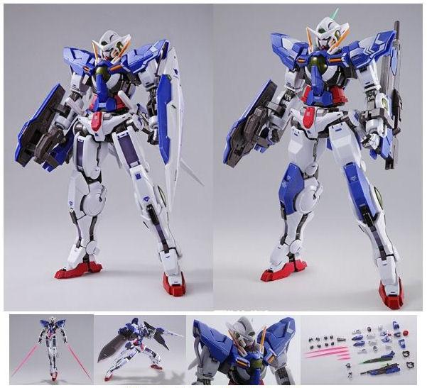 Gundam Exia Repair 3 Metal Build  Metal Build  1100 Gundam