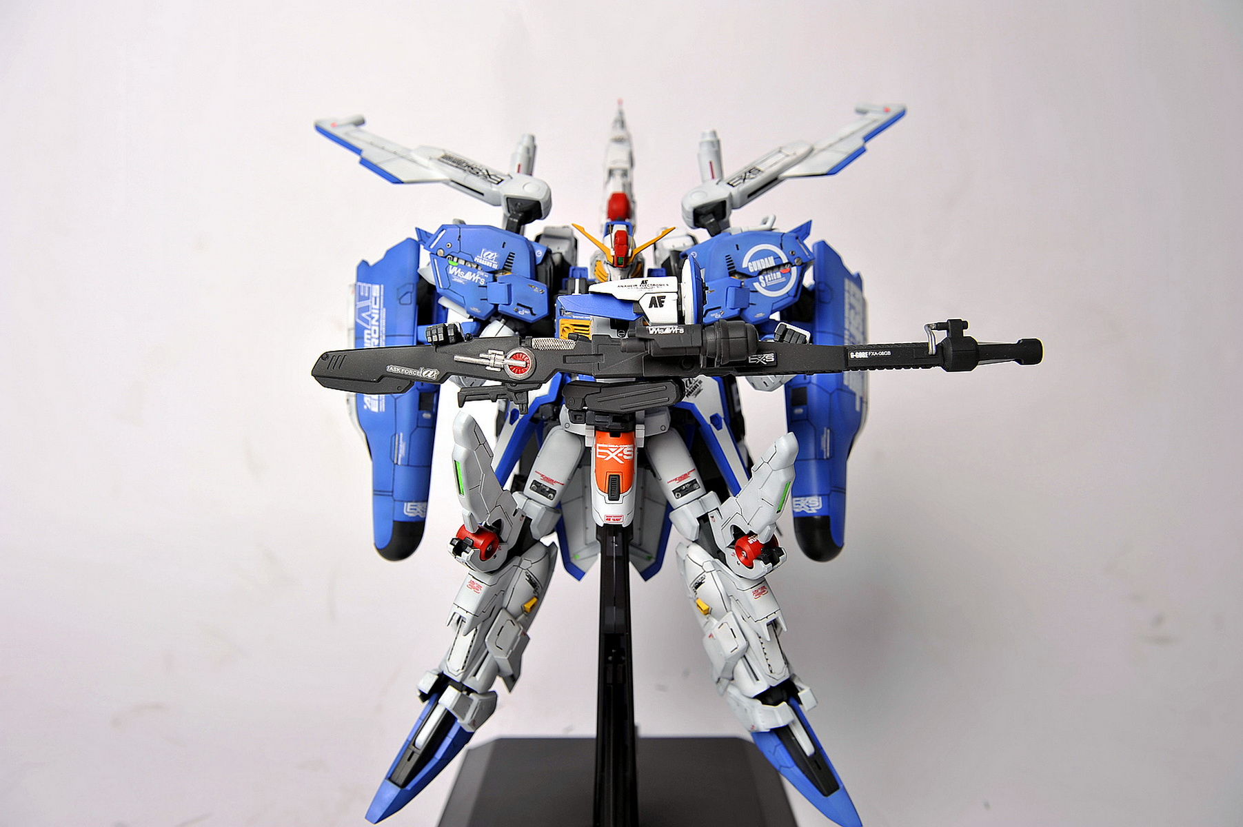 Mg 1 100 Msa 0011 Ext Ex S Gundam Modeled By Since86 Photoreview No 17 Wallpaper Size Images Gunjap