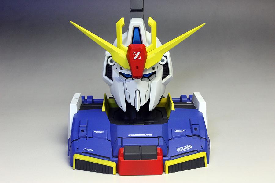 148 Zeta Gundam Head D...