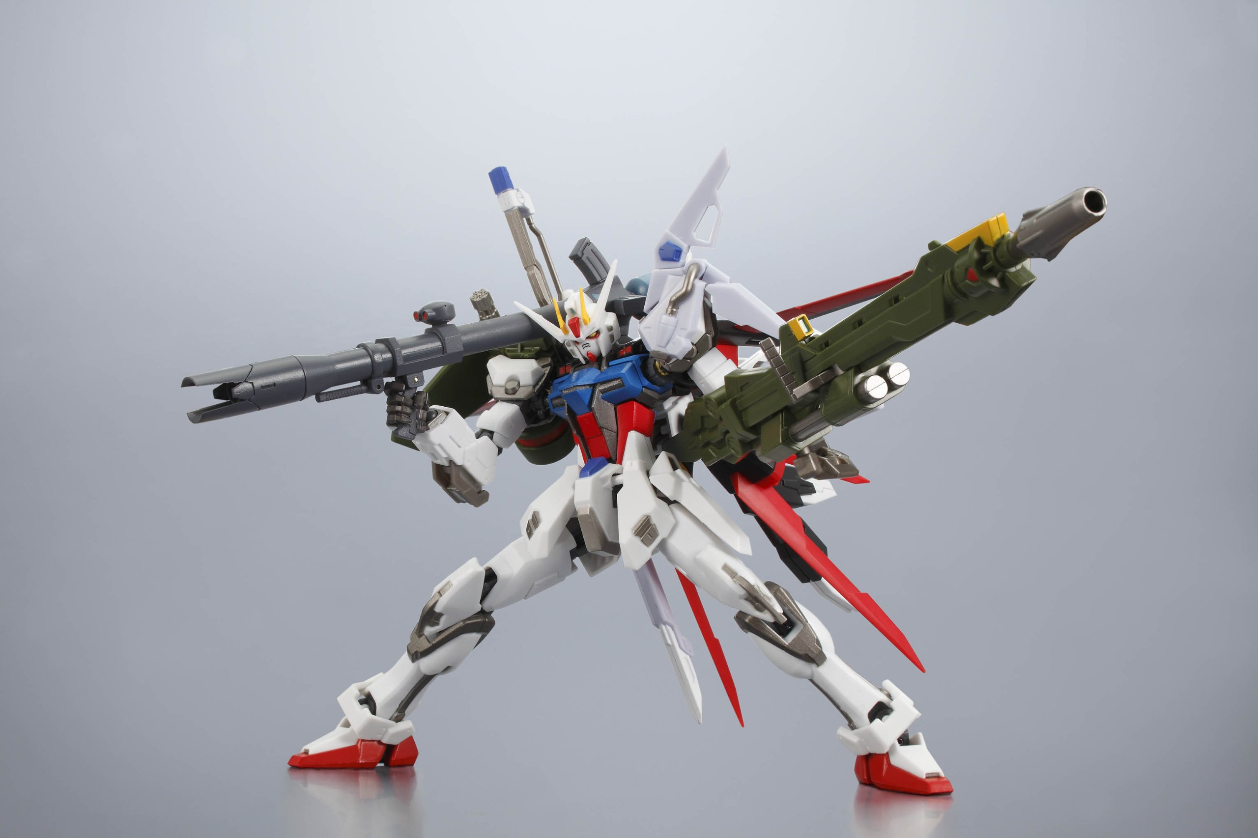Robot Damashii (Side MS) Perfect Strike Gundam: Uploaded Now No.5 Clear Official Wallpaper Size Images, Info