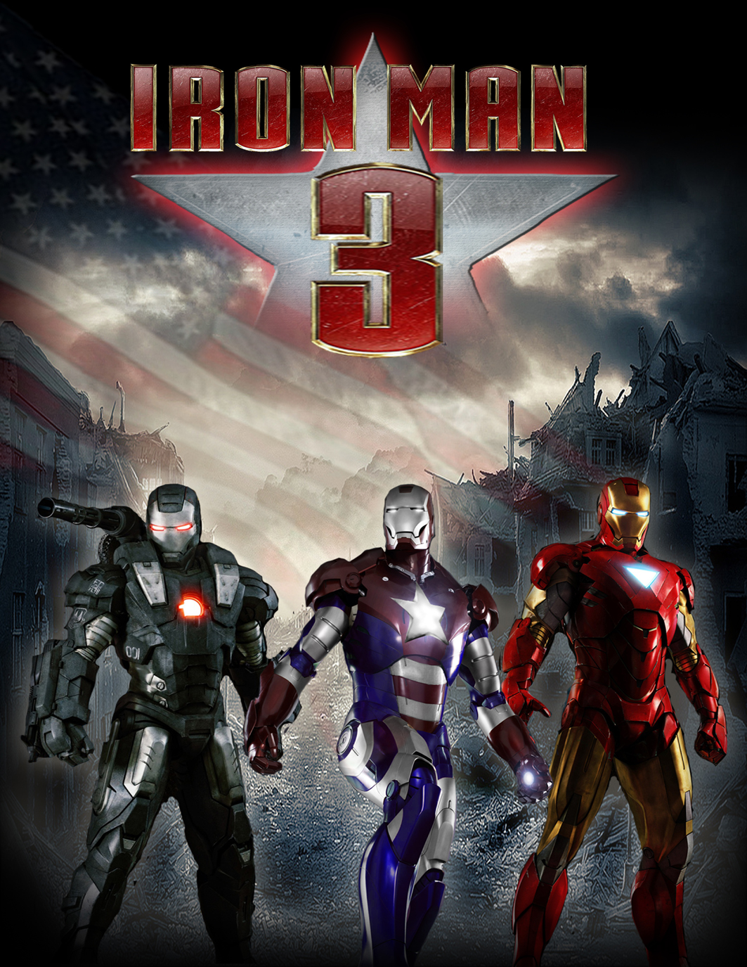 iron man 3 new big or wallpaper size images full links to my previous related posts gunjap. Black Bedroom Furniture Sets. Home Design Ideas