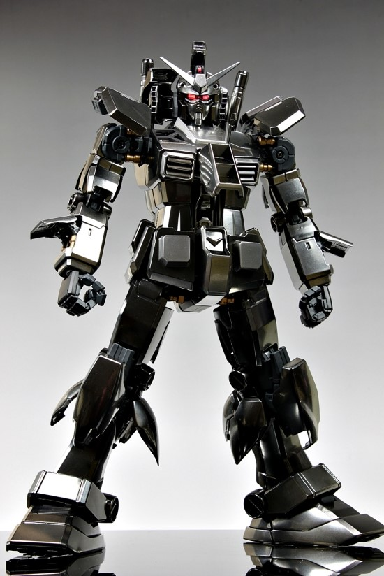Pg 1 60 Rx 78 2 Gundam Mirror Chrome Painted Photoreview