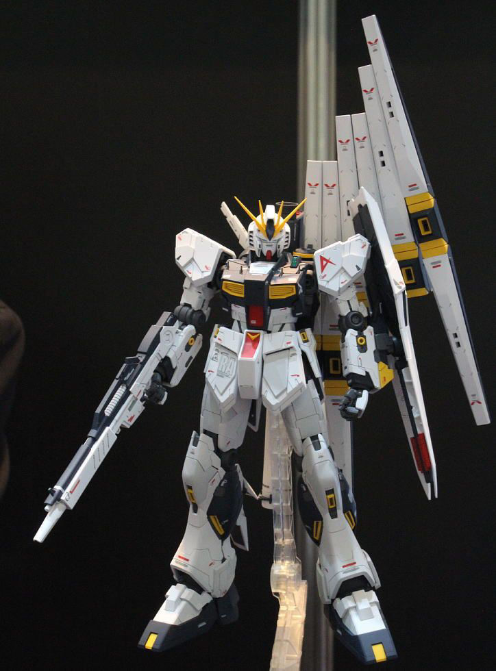 MG 1/100 RX-93 Nu Gundam Ver.Ka: Uploaded Box Art & Others