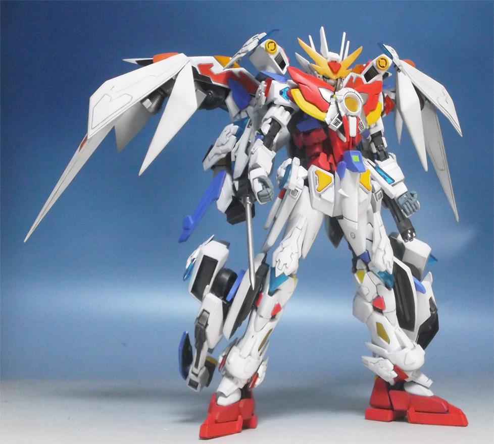 When Srw Meet Gundam 1 144 Gundam Super Beginning 30