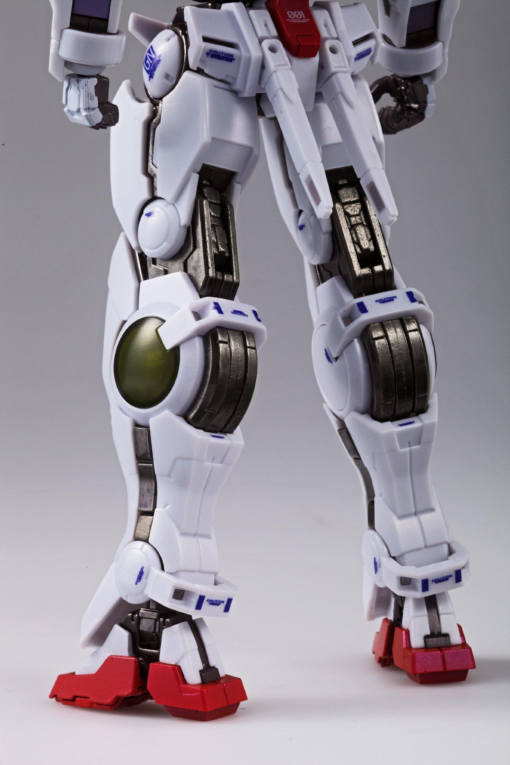 Metal Build 1 100 Gundam Exia Amp Exia Repair Iii Full English Description No 9 Poster Size