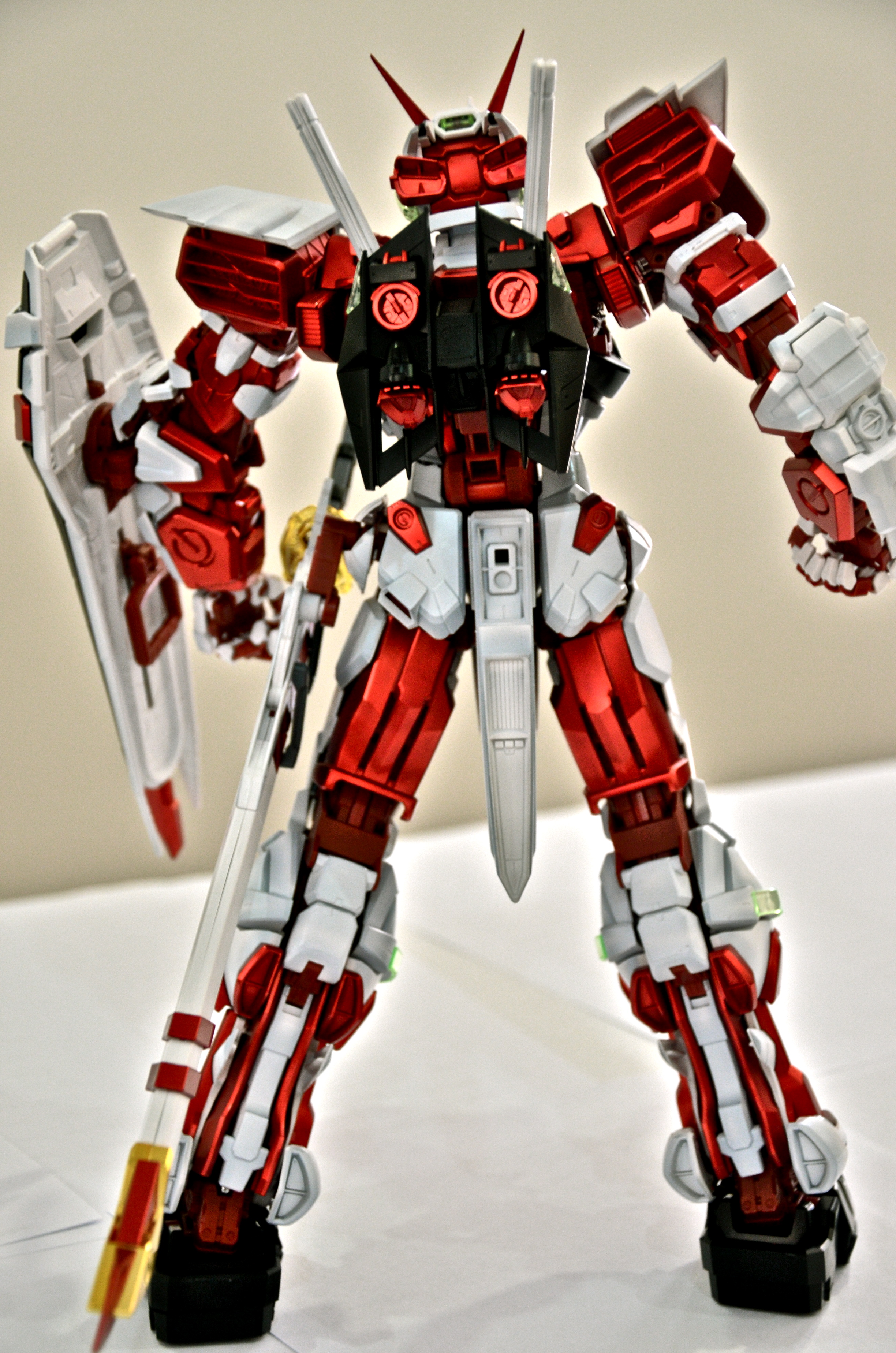 Pg 1 60 Mbf P02 Gundam Astray Red Frame Painted Build By