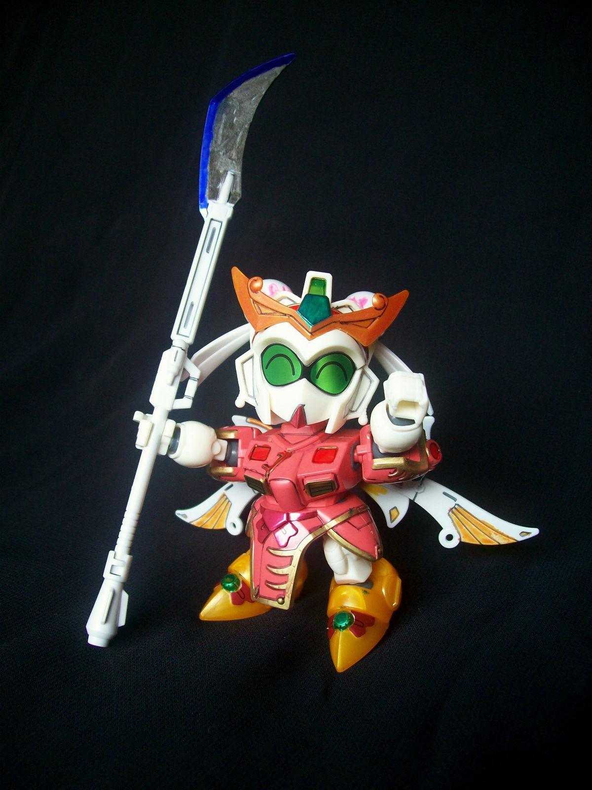 SD Gundam BB senshi No326 Sangokuden