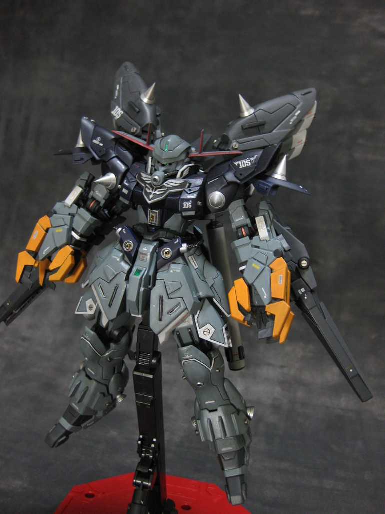 1 144 sinanju zeon zulu custom build photoreview big size images modeled by. Black Bedroom Furniture Sets. Home Design Ideas