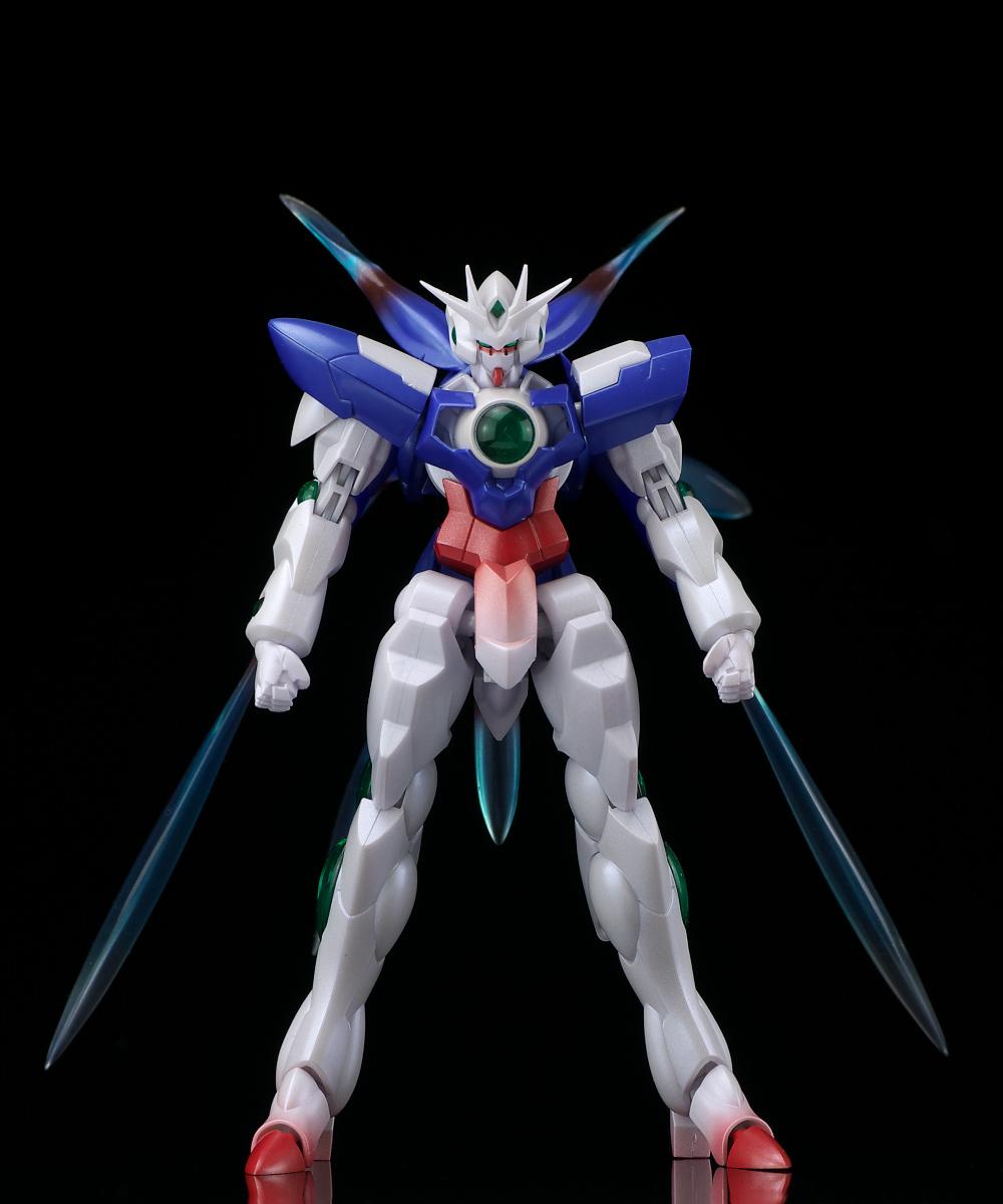 t Action Figure BANDAI TAMASHII NATIONS ROBOT SPIRITS Side MS Gundam 00 ELS QAN
