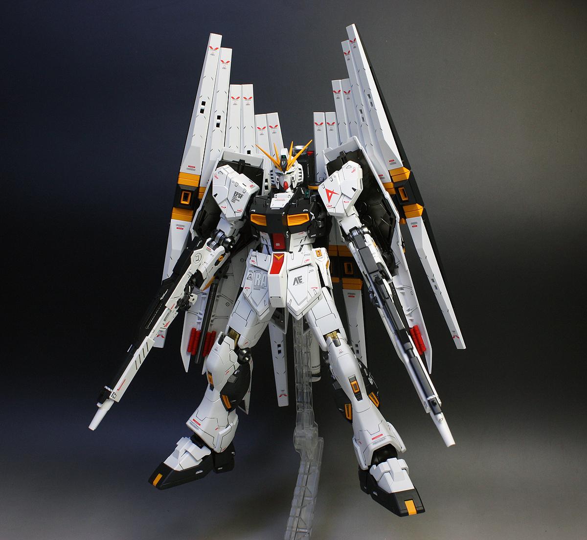 NU Gundam Ver.Ka Double Fin Funnel