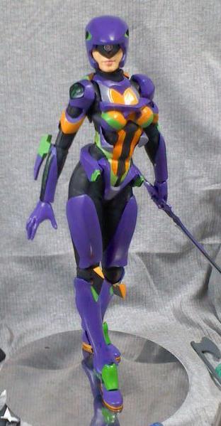 Evangelion 1 6 Battle Human Prototype Unit 01 Medicom