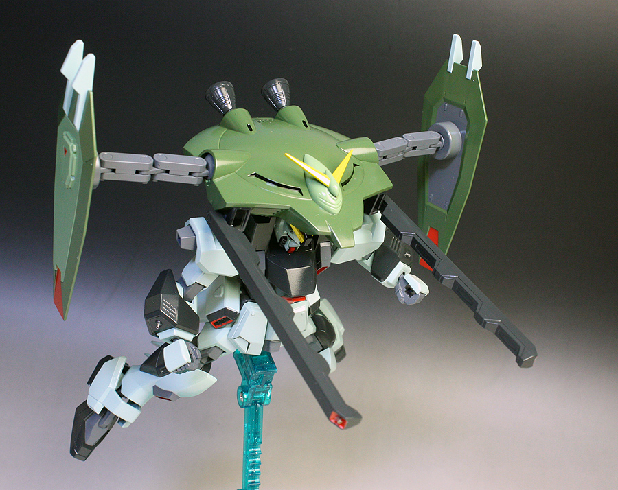 HG 1/144 GAT-X252 Forbidden Gundam: Painted Build. Photoreview No.15 Big Size Images. Modeled by ...
