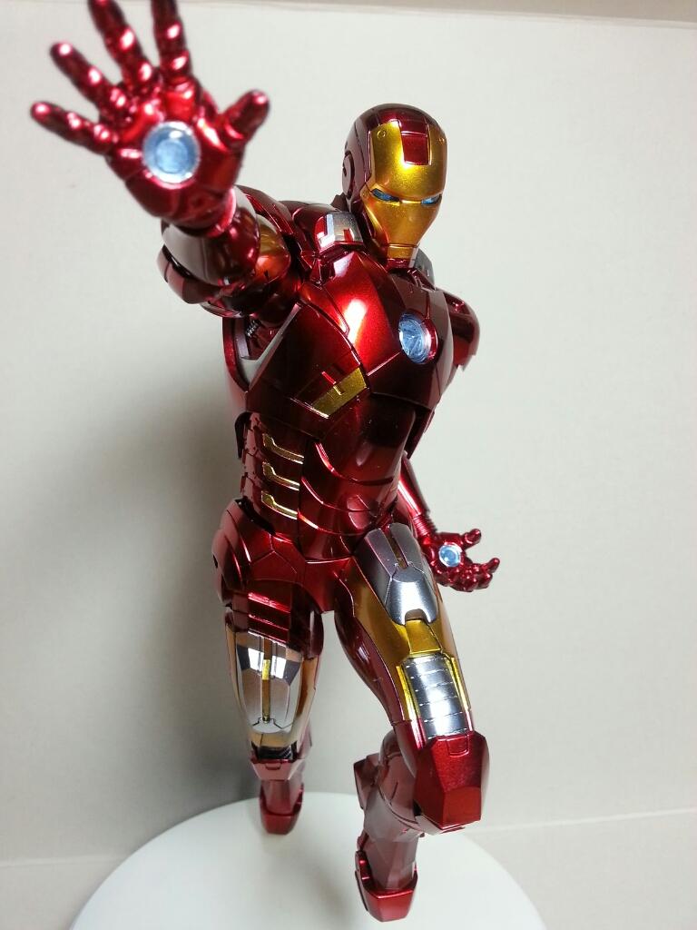 Iron Man Mark Vii Wallpaper 1/9 Iron Man Mark Vii Action