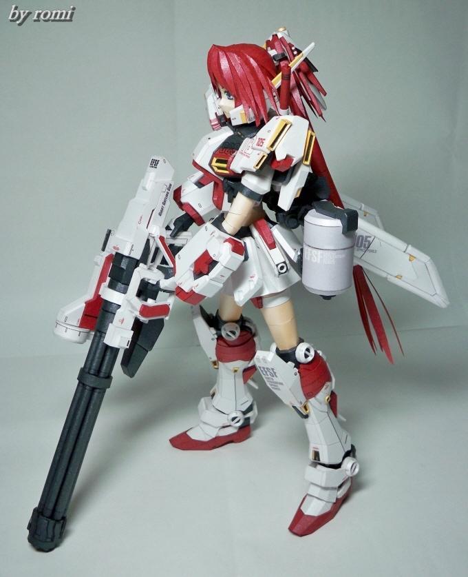 Anime Papercraft Pdf