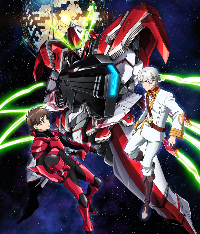 Image of: Gundam Series 23 Sgcafe Valvrave The Liberator New Mecha Anime By Sunrise Full Article No