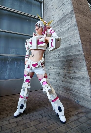 Unicorn Gundam Cosplayers Images Collection No 14 Various