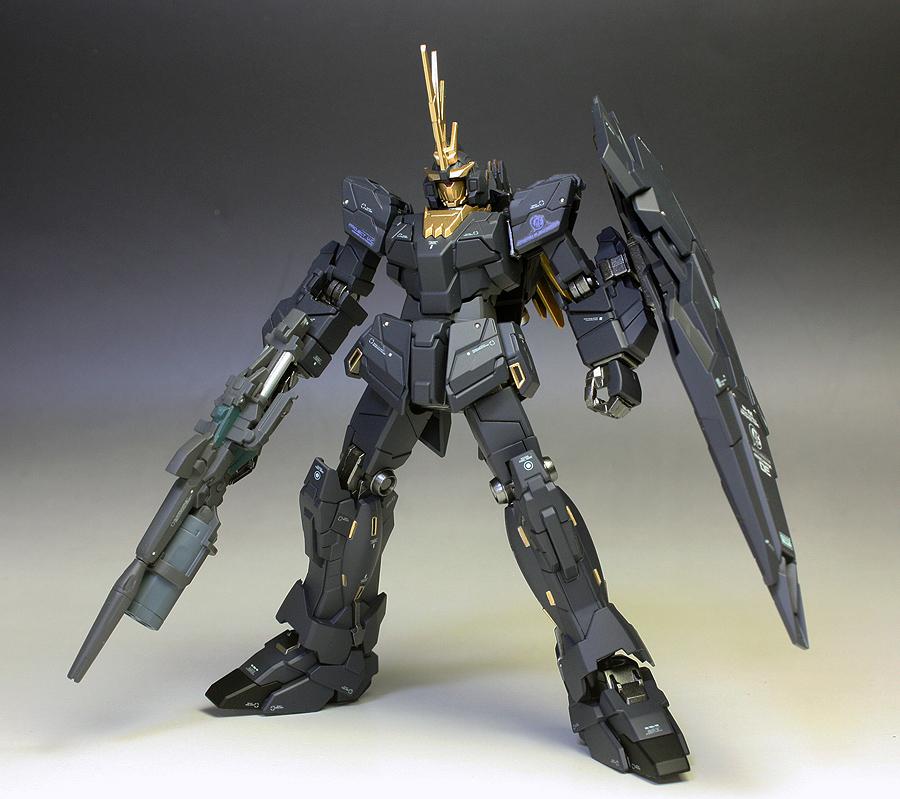 HGUC 1/144 RX-0 Unicorn Gundam 02 Banshee Norn (Unicorn ...