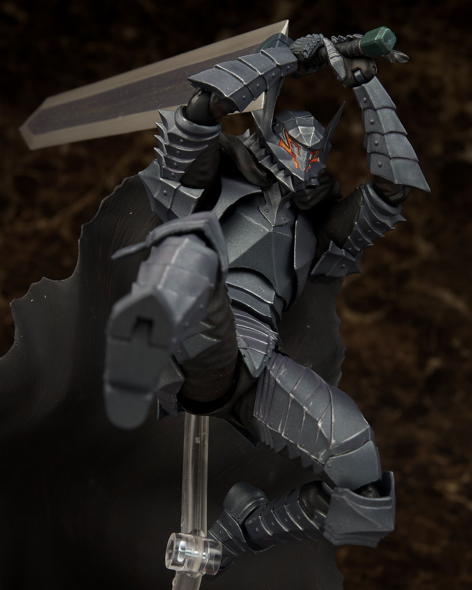 Figma Guts: Berserk Armour Ver. Full Photoreview No.39