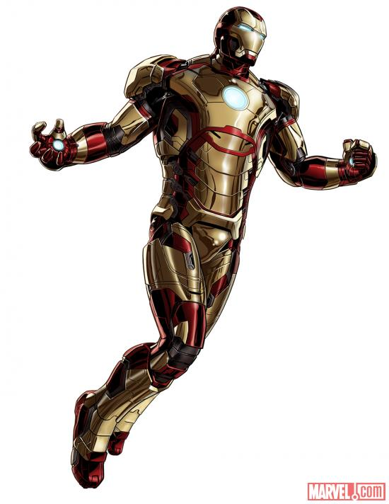Exclusive IRON MAN 3 Spot Coming To Avengers Alliance Other Full