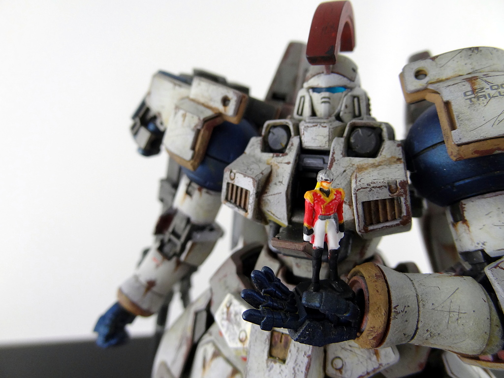 Mg 1 100 Oz 00ms Tallgeese Weathered Damaged Ver Modeled border=