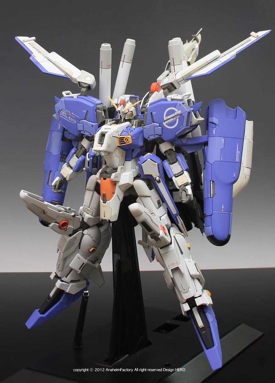 MSA-0011[Ext] EX-S GUNDAM: Masterpiece Modeled By Anaheim