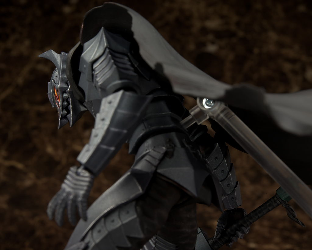 Figma Guts Berserk Armour Ver Full Photoreview No39 Wallpaper