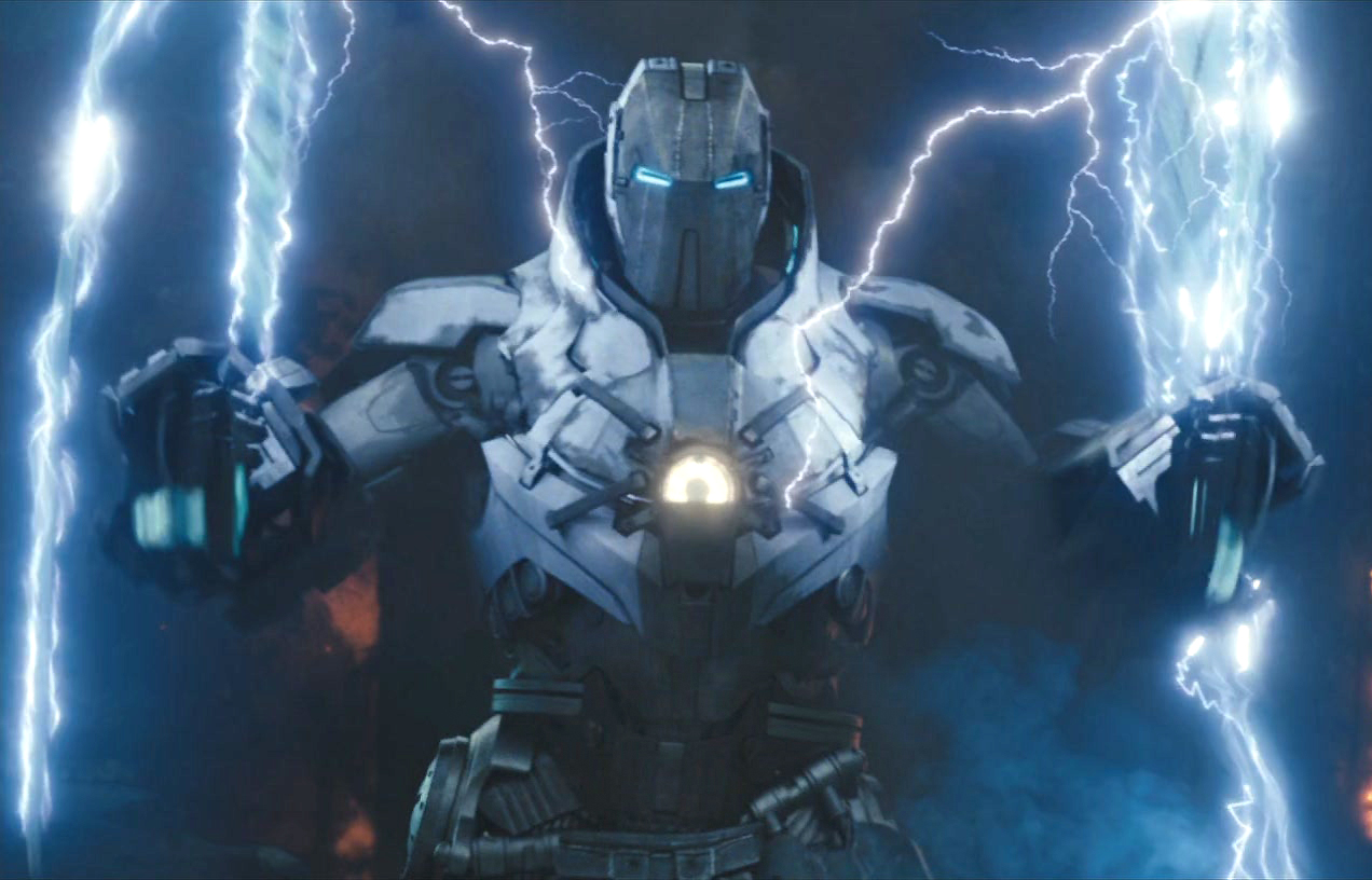 Iron Man 2: [Iron Man 3]: Hot Toys DieCast Series [Mickey Rourke