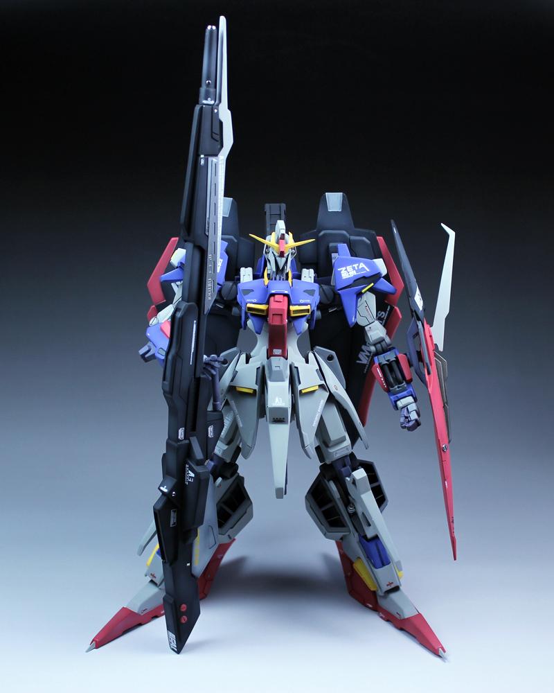 AMAZING 1/100 C3 Custom Zeta G...