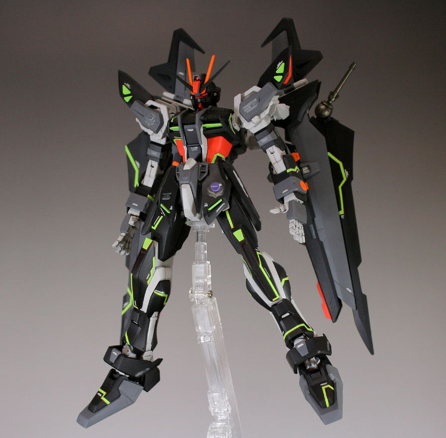 Gundam Astray Noir Wallpaper Strike Noir Gundam Ver