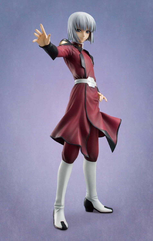 Mobile Suit Gundam SEED: Yzak Joule 1/8 PVC figure by Alpha x Omega ...