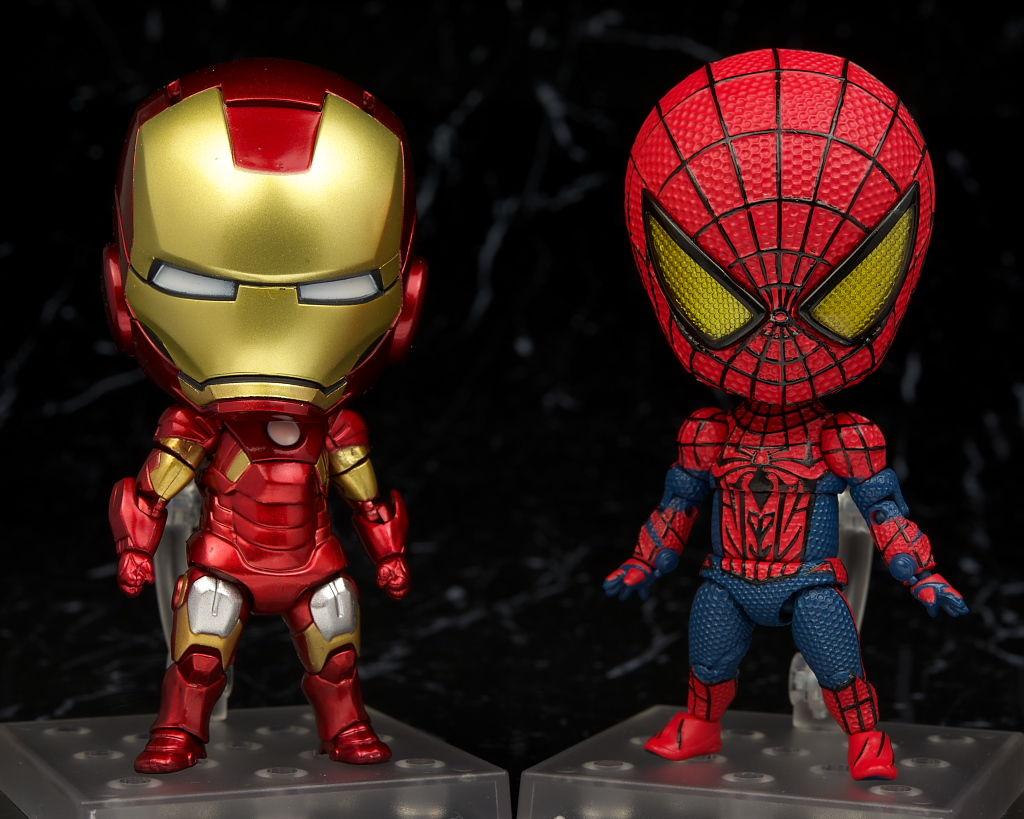 Nendoroid Iron Man Mark 7 Hero S Edition Full Photoreview No 30