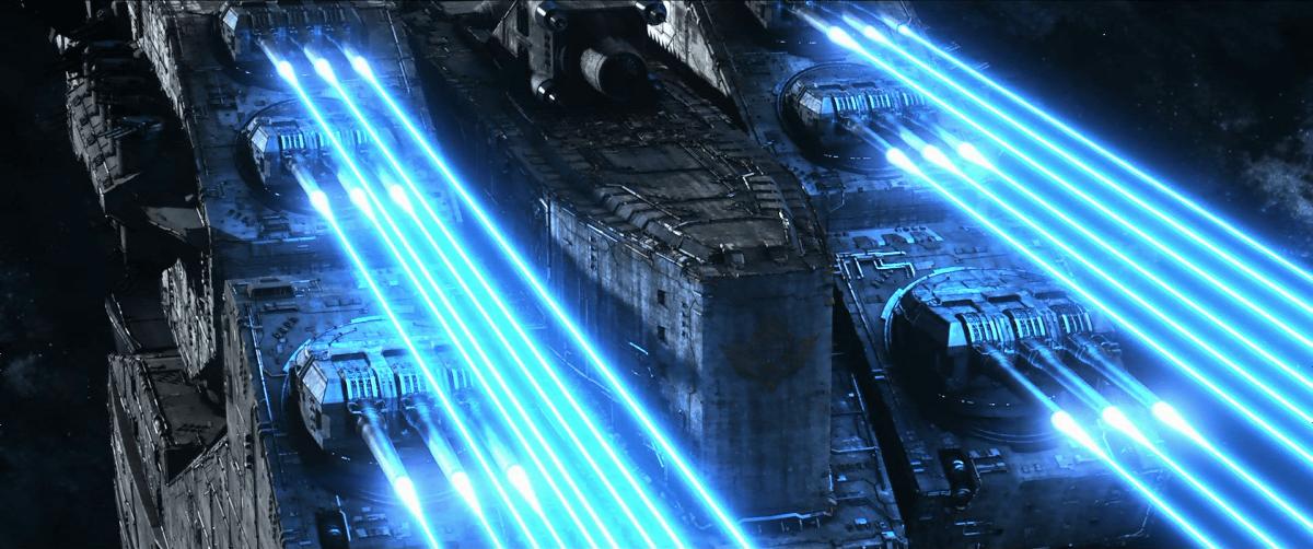 Space Pirate Captain Harlock No13 Amazing Screenshots