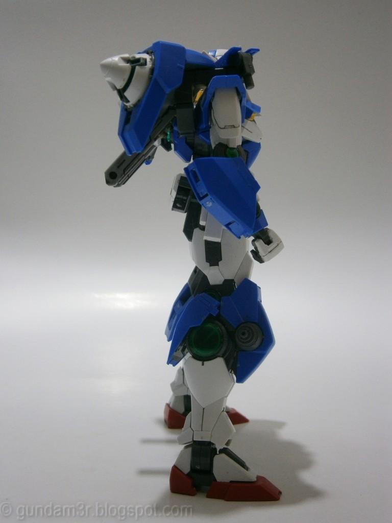 Mg 1 100 Gundam 00 Quanta X Saber First Custom Build By Tri Ps Aka Om3ga062012 Photoreview No