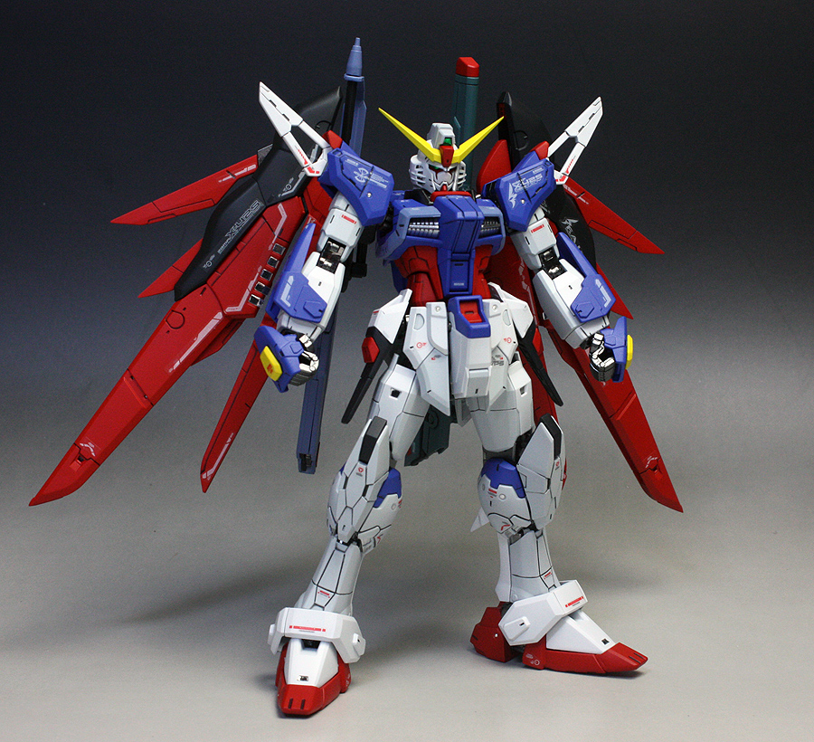 destiny gundam rg - photo #12