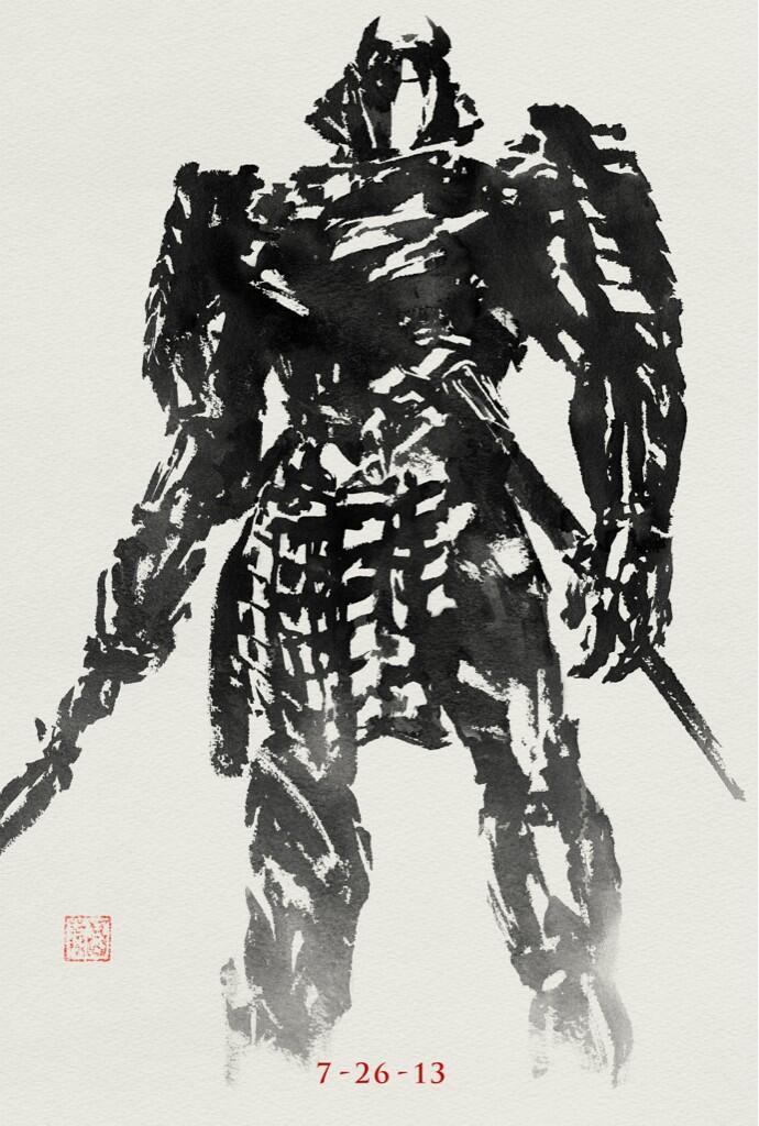 silver samurai wallpaper - photo #12