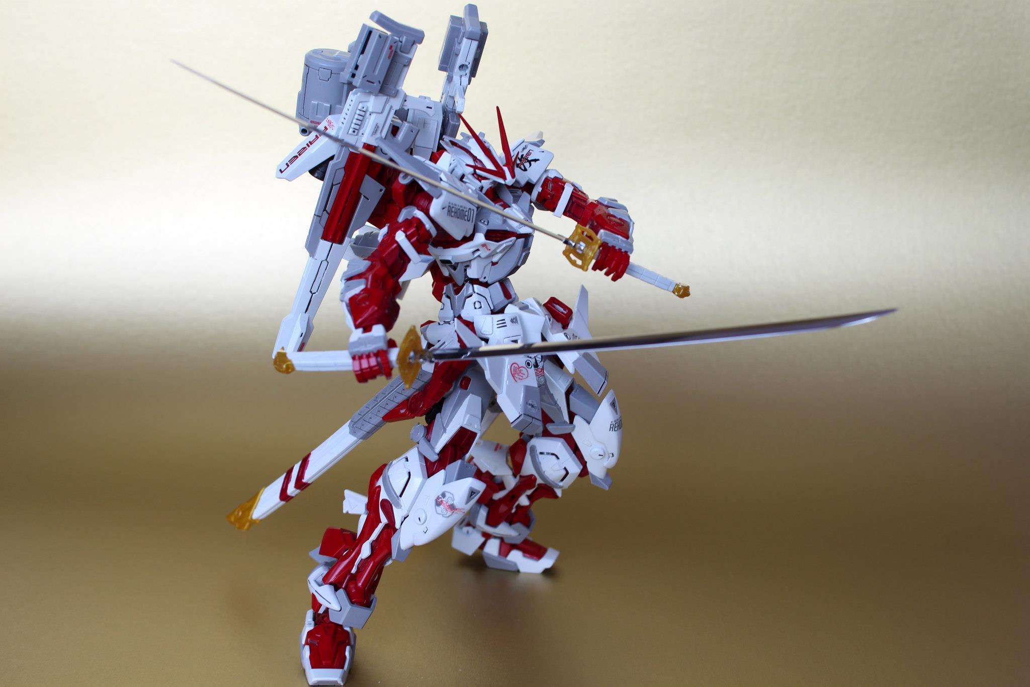 """Astray Gundam Wallpaper Junk Guild"""" Astray Gundam"""