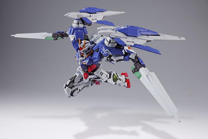 Metal Build Gundam Exia Review