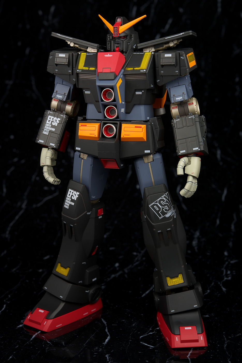 Gff 1002 Metal Composite Mrx 009 Psycho Gundam Full