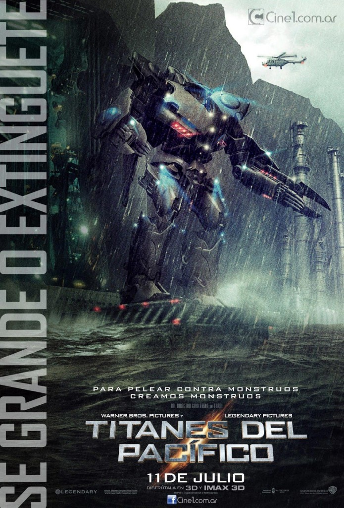 pacific rim 2017 movie poster - photo #16